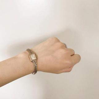 イエナ(IENA)のHIROBゴールドの時計(腕時計)