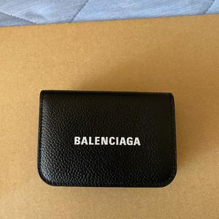 バレンシアガ(Balenciaga)のバレンシアガ3つ折りミニ財布(折り財布)
