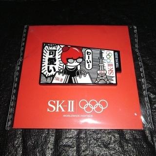SK-Ⅱ & 東京2020オリンピック ピンバッチ     B①