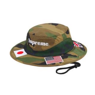 Supreme - Supreme Flags Boonie M/L 2個