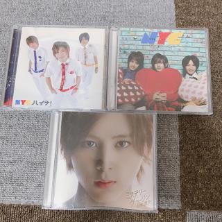 ヘイセイジャンプ(Hey! Say! JUMP)の山田涼介 NYC CDセット(ポップス/ロック(邦楽))