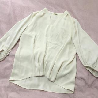 OZOC - オゾック シンプルシャツ 美品