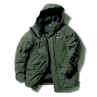 F.C.R.B 18AW DOWN BENCH COAT FCRB SOPH.