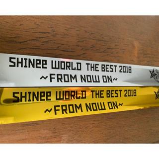 シャイニー(SHINee)のSHINee 〜From now on〜 銀テープセット(アイドルグッズ)