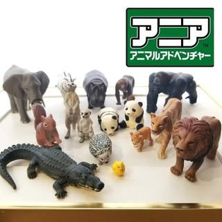 Takara Tomy - アニア 動物 17体 セット まとめ売り 希少 廃盤 フィギュア 親子 赤ちゃん