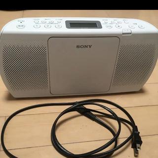 SONY - 訳あり SONY CDラジオ ZS-E20CP