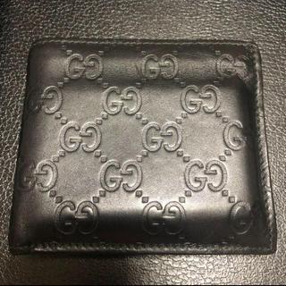 グッチ(Gucci)の折りたたみ財布(折り財布)