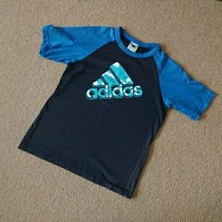 アディダス(adidas)のadidas半袖Tシャツ150(Tシャツ/カットソー)