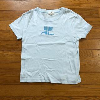 クレイサス(CLATHAS)のクレイサス♡Tシャツ♡ロゴ スパンコール(Tシャツ/カットソー(半袖/袖なし))