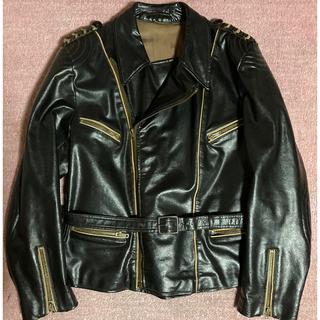 Vintage モーターサイクル ライダース(ライダースジャケット)