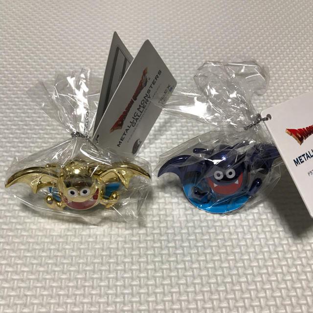 SQUARE ENIX(スクウェアエニックス)のドラキー ドラキーマ 未開封 メタリックモンスターズギャラリー ドラゴンクエスト エンタメ/ホビーのフィギュア(ゲームキャラクター)の商品写真