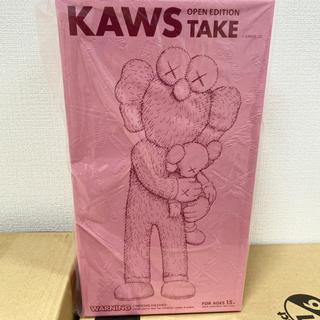 MEDICOM TOY - KAWS TAKE PINK カウズ