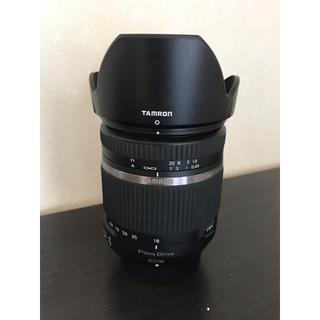 TAMRON - TAMRON 18-270mm F3.5-6.3 超美品 値下げ可