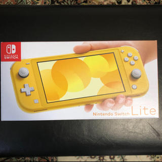 Nintendo Switch - 任天堂 Switch Lite スイッチライト イエロー