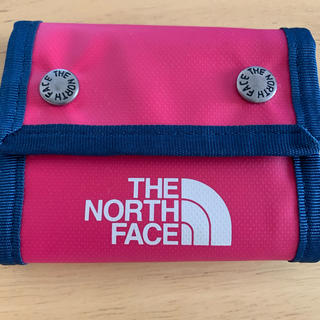 ザノースフェイス(THE NORTH FACE)の折りたたみ財布(財布)