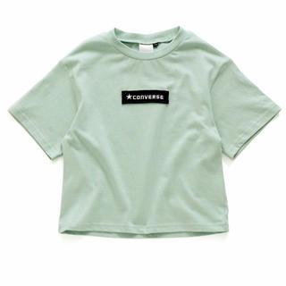 CONVERSE - コンバース converse  tシャツ ミント 新品 男の子 90