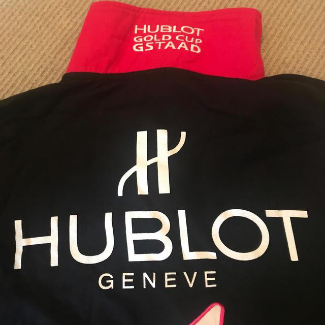 HUBLOT(ウブロ)のHUBLOT ポロシャツ L メンズのトップス(ポロシャツ)の商品写真