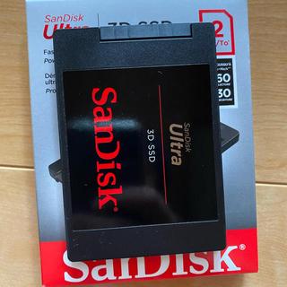 SanDisk - SSD sandisk ultra 3D 2TB  1/2