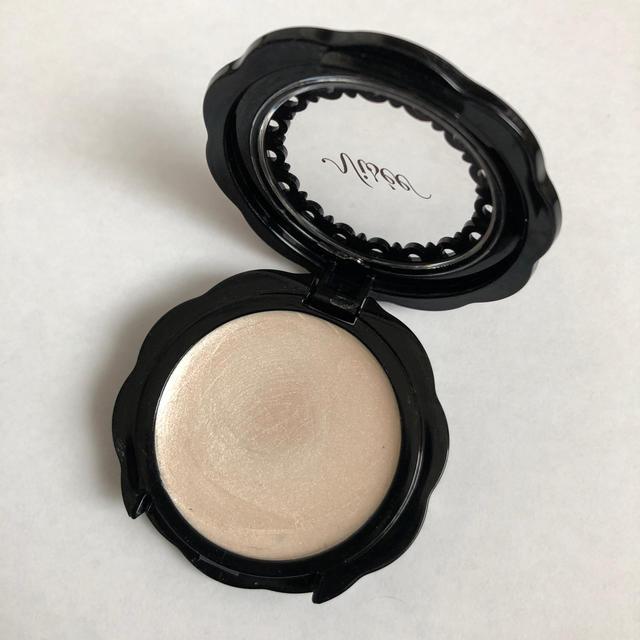 VISEE(ヴィセ)のvisee  リップ&チークカラーN  SP-10 パーリィベージュ コスメ/美容のベースメイク/化粧品(チーク)の商品写真