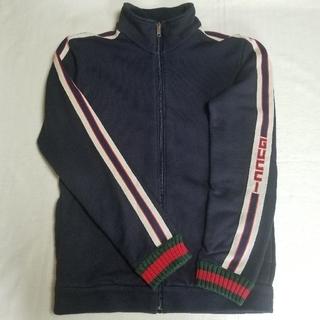 Gucci - GUCCI グッチチルドレン ジャガードトリムつきスエットシャツ