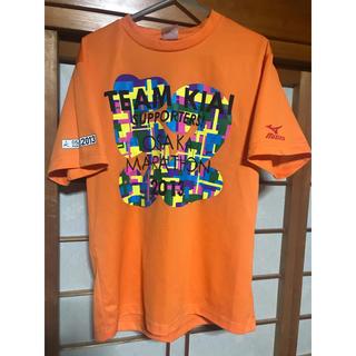 ミズノ(MIZUNO)のマラソンTシャツ コブクロ 限定品(ミュージシャン)