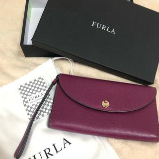 Furla - 【新品未使用】FURLA(フルラ)長財布/リストウォレット
