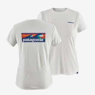 patagonia - patagonia ウィメンズ キャプリーンクールデイリーグラフィックシャツ