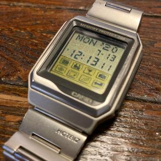 カシオ(CASIO)のカシオ データバンク HOTBIZ(腕時計(デジタル))