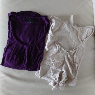 アンタイトル(UNTITLED)のアンタイトルカットソーセット2(Tシャツ(半袖/袖なし))