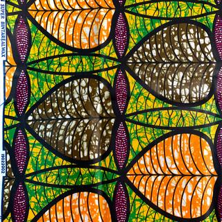 アフリカ布の切り売り 90cm単位 ハンドメイド  1種類のお値段 バオバブ神戸(生地/糸)