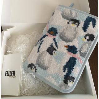 FEILER - 新品 ペンギンアイランド マルチケース(小)