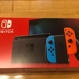 Nintendo Switch - 任天堂スイッチ 本体【新型】