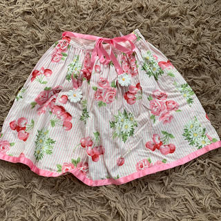 Shirley Temple - シャーリーテンプル スカート (サイズ120)