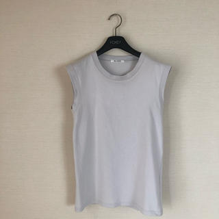 DEUXIEME CLASSE - Whim Gazette ノースリーブTシャツ カットソー