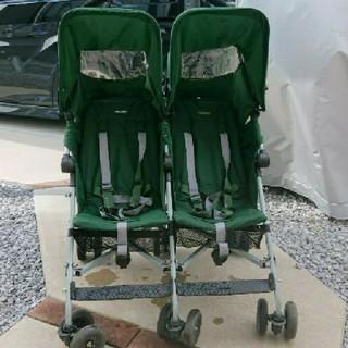 マクラーレン(Maclaren)のマクラーレン 双子用ベビーカー(ベビーカー/バギー)