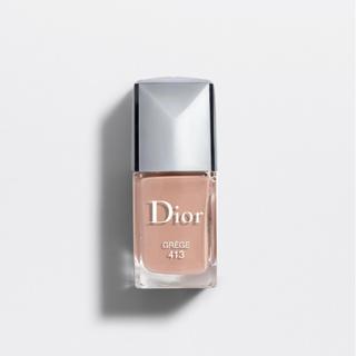 クリスチャンディオール(Christian Dior)のディオール ヴェルニ ネイル 413 グレージュ(マニキュア)