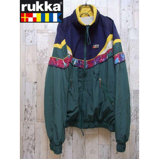 ジャケット  XL  ルッカrukka(ブルゾン)