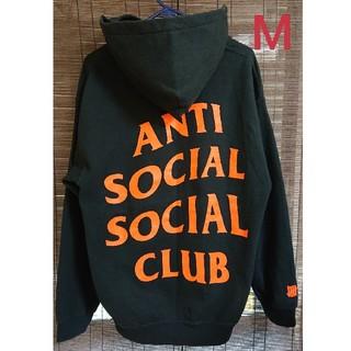 アンチ(ANTI)のANTI SOCIAL S OCIAL CLUB ×Undefeatedパーカ―(パーカー)