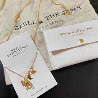 Ron Herman - SPELL & THE GYPSY gold necklace