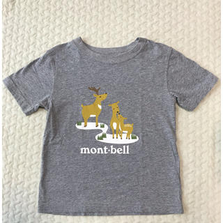 mont bell - モンベル キッズ Tシャツ 110