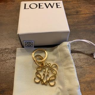 LOEWE - loewe アナグラム キーリング キーホルダー チャーム