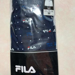 FILA - トランクス  FILA  Mサイズ