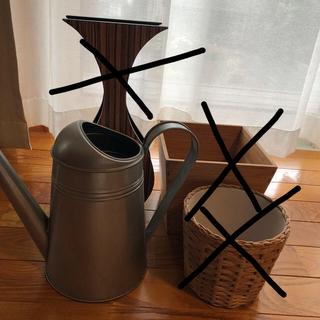 イケア(IKEA)のうち様専用 イケア ジョーロ (花瓶)