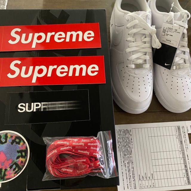 Supreme(シュプリーム)の28.0cm◆Supreme Nike Air Force 1 Low AF1 メンズの靴/シューズ(スニーカー)の商品写真