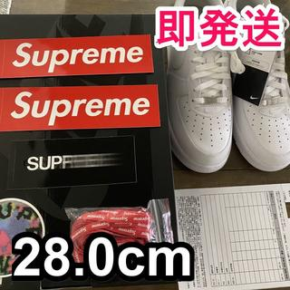 Supreme - 28.0cm◆Supreme Nike Air Force 1 Low AF1