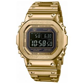 ジーショック(G-SHOCK)の新品タグ付き金色メタルGMW-B5000GD-9JF送料無料(腕時計(デジタル))