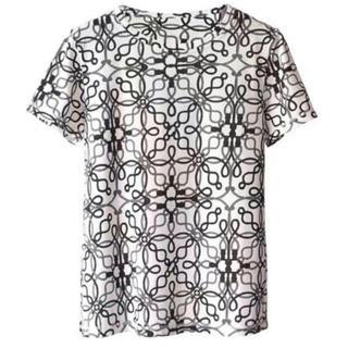 Hermes - 100%コットン マダムTシャツ