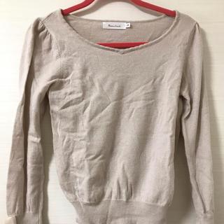 クチュールブローチ(Couture Brooch)のクチュールブローチ セーター(ニット/セーター)