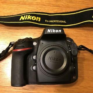 Nikon - D800E