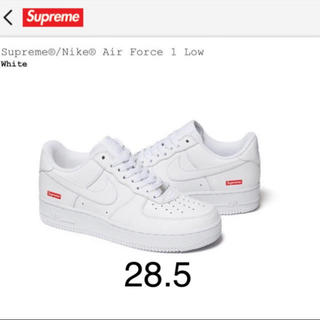 Supreme - Supreme®/Nike® Air Force 1 Low 28.5